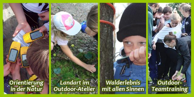 Die Geonauten. Outdoor & Naturerlebnis
